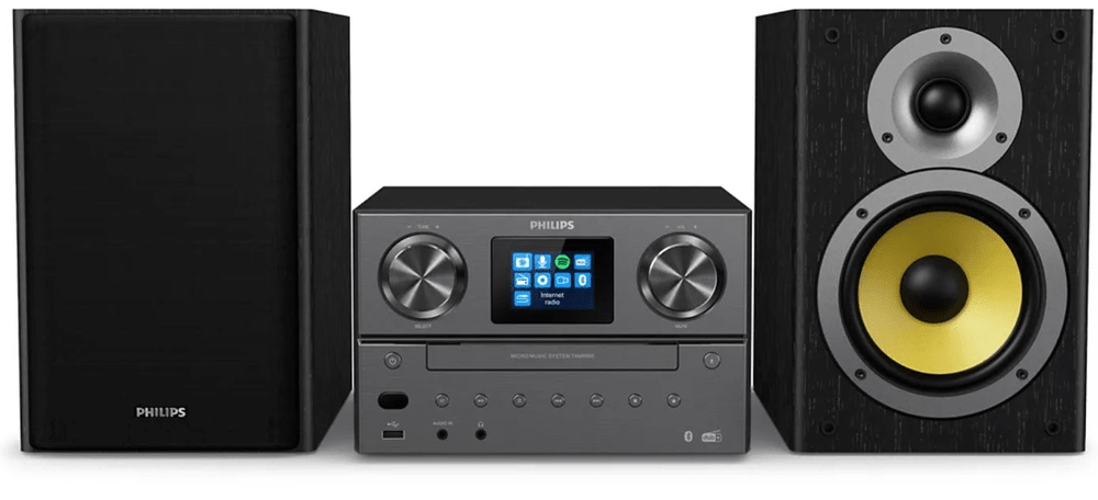 Philips TAM8905, černá - zánovní