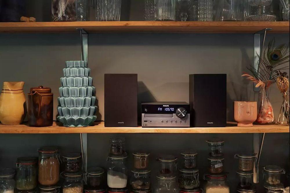 Philips TAM4505, černá