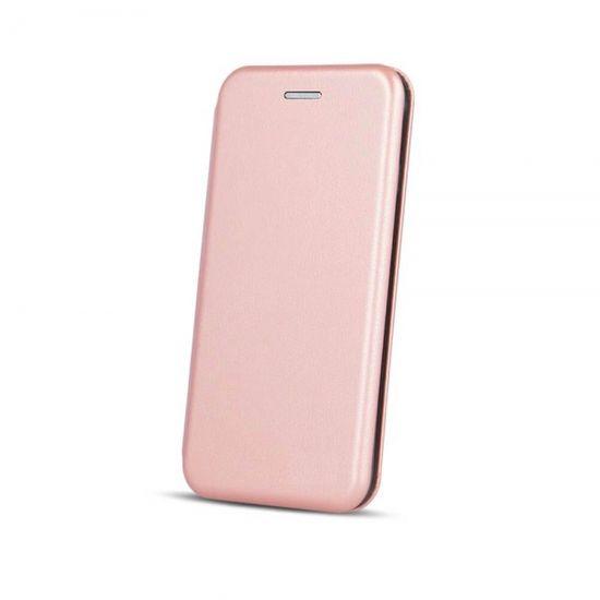 Havana Pemium Soft ovitek za Samsung Galaxy A42 5G, preklopni, roza