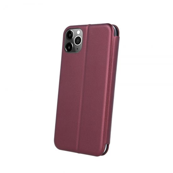 Havana Premium Soft ovitek za Samsung Galaxy S20 FE, preklopni, rdeč