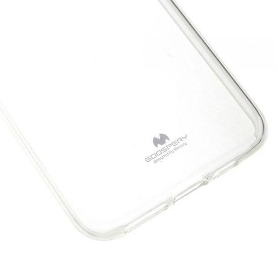 Goospery Jelly ovitek za iPhone 12 Mini, silikonski, tanek, prozoren