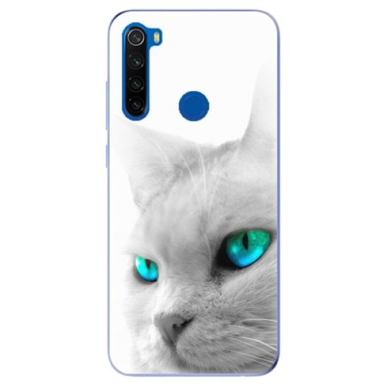 iSaprio Silikonowe etui - Cats Eyes na Xiaomi Redmi Note 8T