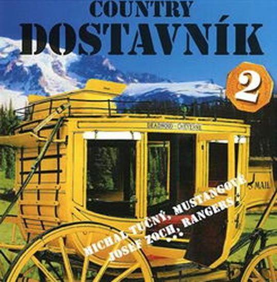 Country Dostavník 2 - CD