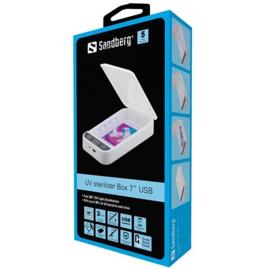 Sandberg UV sterilizator za telefone