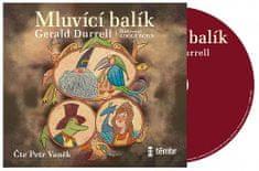 Gerald Durrell: Mluvící balík - audioknihovna