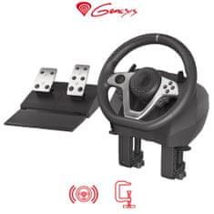 Genesis Seaborg 400 igralni volan, USB, PS4/PS3/PC/Nintendo/Xbox One/Xbox 360