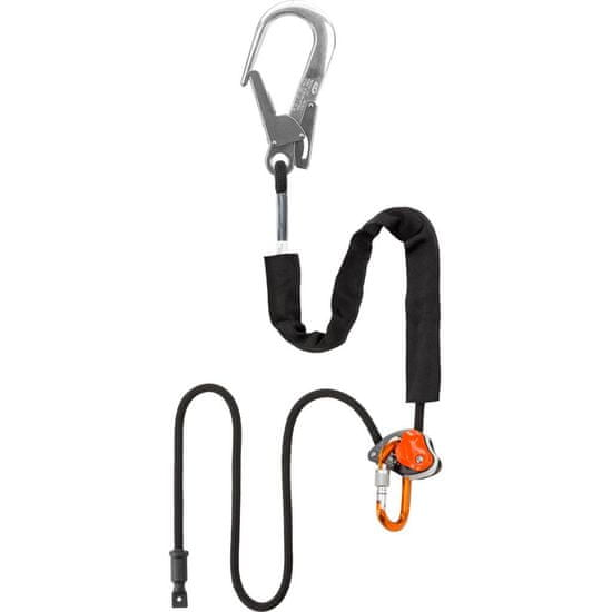 Climbing technology Pozicijska vrv - FINCH + COMBI za delo na višini + KONEKTOR - 3 m