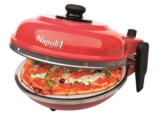 Optima Pizza Express Napoli pekač za pizzu, 1200 W