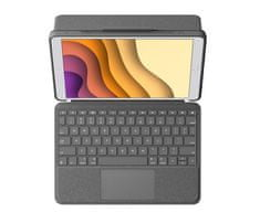 Logitech Combo Touch tipkovnica za iPad Air (3. gen.) in iPad Pro 10.5 (2. gen.), SLO gravura