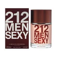 Carolina Herrera 212 Sexy For Men - voda za po britju 100 ml