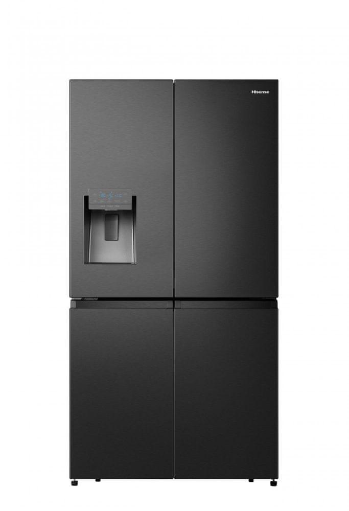 Hisense americká lednička RQ760N4AFF