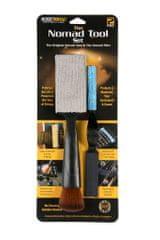 MusicNomad MN204 The Nomad Tool Set souprava čistících nástrojů na kytary - Original & Slim