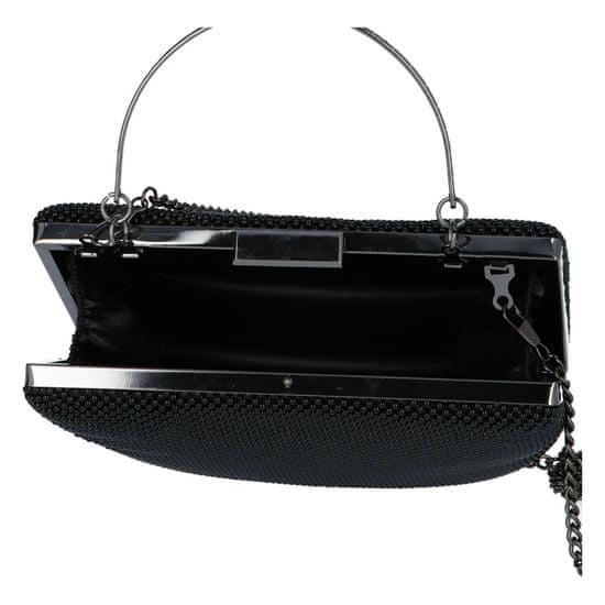 Michelle Moon Dámská plesová kabelka Nola, černá