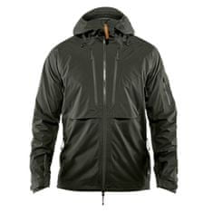 Fjällräven Keb Eco-Shell Jacket, temno zelena, xl