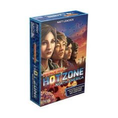 Z-Man Games družabna igra Pandemic North America Hot Zone angleška izdaja