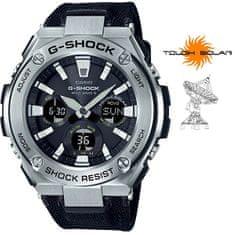 Casio G-Shock G-Steel GST-W130C-1A Solar Rádiově řízené