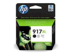HP črnilo 917XL, črna