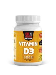Chevron Nutrition Vitamin D3 2000 IU