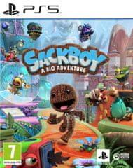 Sony Sackboy: A Big Adventure igra (PS5)