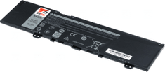 T6 power Akkumulátor Dell Insprion 13 5370, 7370, 7373, 7386, Vostro 5370, 3330mAh, 38Wh, 3cell, Li-pol