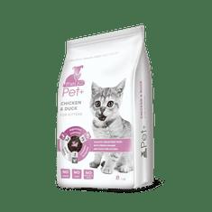 thePet+ 3in1 cat CHICKEN & DUCK Kittens - 8 kg