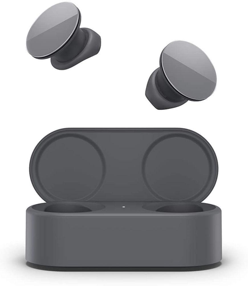 Microsoft Surface Earbuds, tmavě šedá