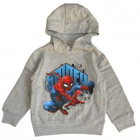 """SETINO Bluza chłopięca """"Spiderman"""" - szary"""