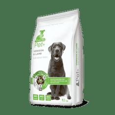 thePet+ 3in1 dog VENISON & LAMB Adult - 12 kg