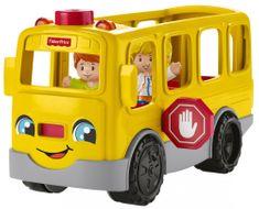 Fisher-Price Little People Autobus szkolny