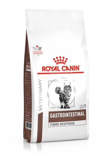 Royal Canin Veterinary Diet Cat Fibre Response, 2 kg