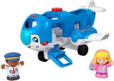 Fisher-Price Zestaw Little People Samolot