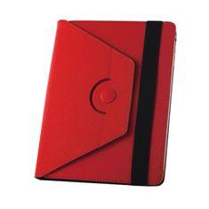 """Orbi 360 ovitek za tablice, univerzalni, 10,1"""", rdeč/črn"""