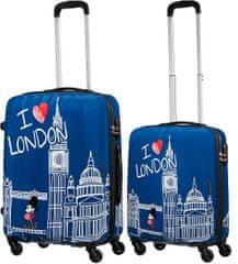 American Tourister AlfaTwist 2.0 - Take Me Away Mickey London