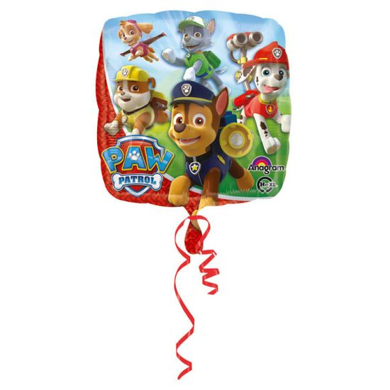 Amscan Fóliový balónek Paw Patrol 43cm