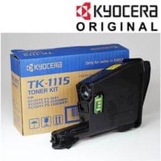 Kyocera toner TK-1115, črn, za 1.600 strani