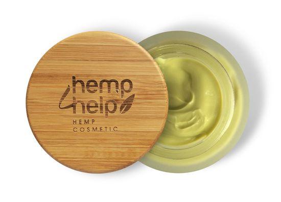 HEMP FOR HELP - BIO Konopný pleťový krém 50 ml