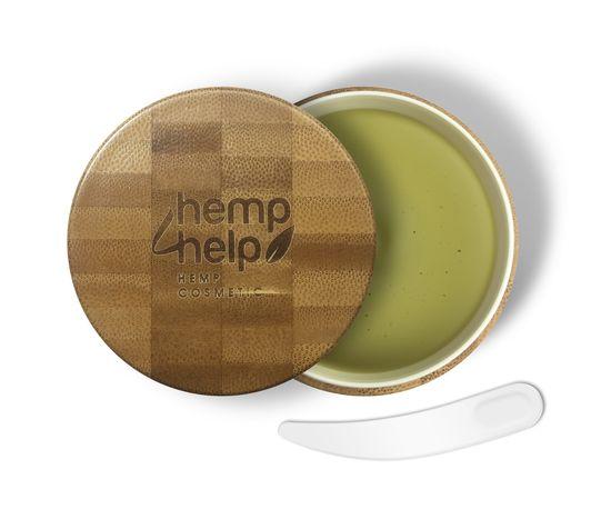 HEMP FOR HELP - BIO Bambucké máslo s CBD extraktem 100ml