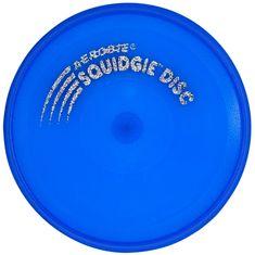 frisbee - létající talíř Squidgie - modrý