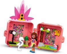 LEGO zestaw Friends 41662 Kostka Olivii z flamingiem