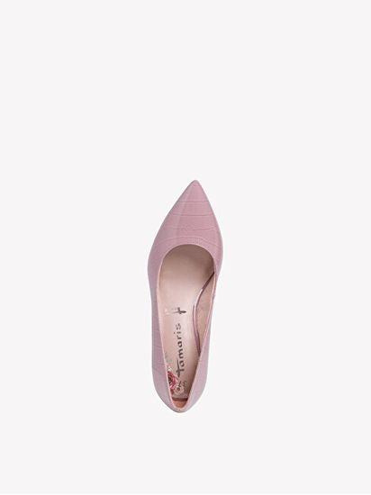 Tamaris Női alkalmi cipő 1-1-22421-24-573 Mauve Cro.Pat.