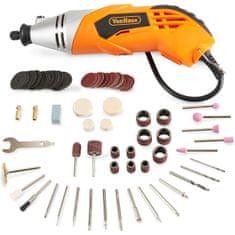 VonHaus večnamensko orodje + 120-delni set 3515153