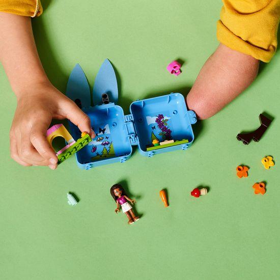 LEGO Friends 41666 Andrea a jej zajačikový boxík