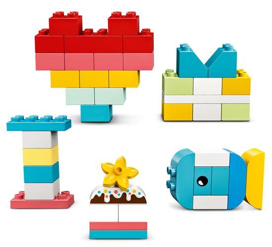 LEGO DUPLO 10909 Škatla s srčkom