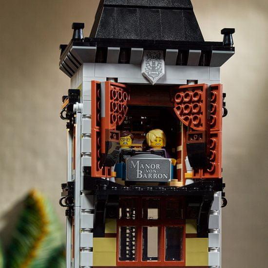 LEGO Creator Expert 10273 Strašidelný dům na pouti
