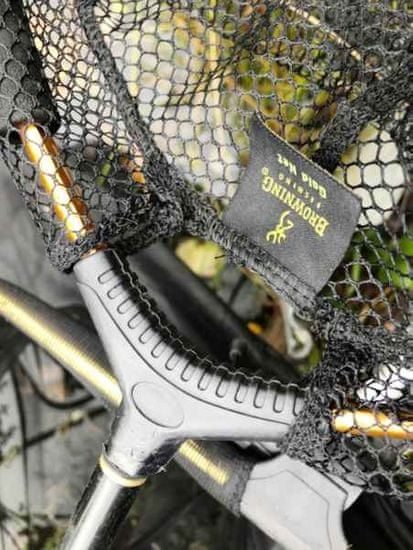 Browning Podberákova hlavica Gold Net - extra veľká 60x50x35cm 8x8mm