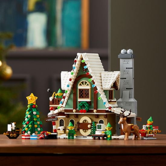 LEGO Creator Expert 10275 Škratova hiška