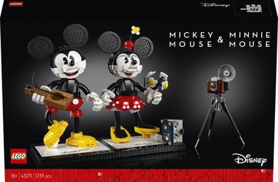 LEGO Disney Princess 43179 Miki miška in Mini miška