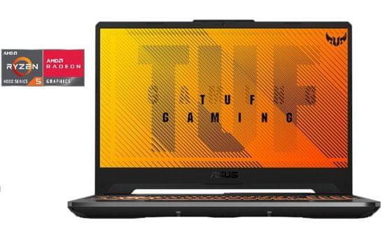Asus TUF Gaming A15 FA506II-HN162 prenosnik, črn