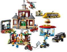 LEGO City 60271 Glavni trg - Odprta embalaža