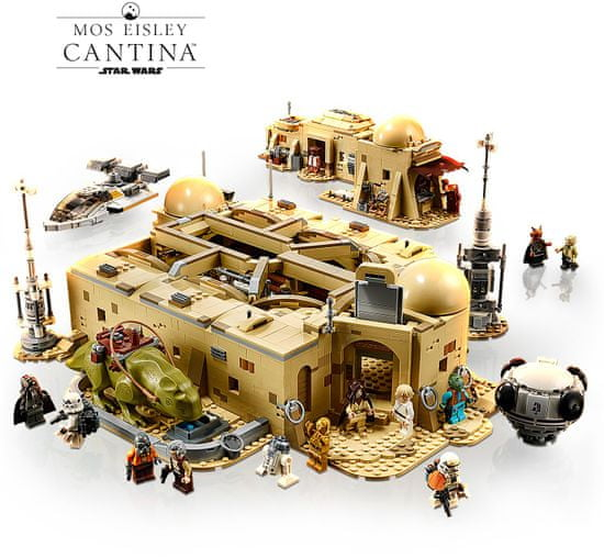 LEGO Star Wars™ 75290 Kantina Mos Eisley™